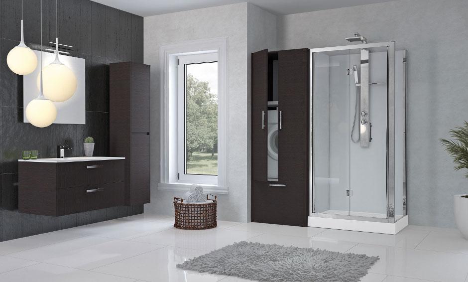 Uitzonderlijk Een bad vervangen door een douche - Novellini - nl RS61